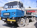 KAA635 1979 Foden S.90 with Motor Panels Cab 8X4 Platform