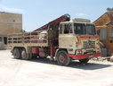 KAR206 1979 Foden S.106 Fleetmaster 6X4 Block Carrier with Hiab.