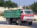 CBA264 1976 Ford D Series Tipper