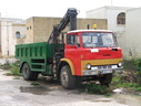 CBD939 1967 Ford D Series with Hiab.