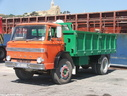 CHQ010  1972 Ford D Series High Dropside Tipper