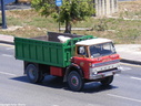 DHQ012 1978 Ford D Series Tipper