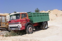 EAD893 1976 Ford D Series Tipper.