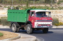 GAB127 1975 Ford D Series Tipper.