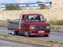 KBC791 1983 Ford Transit Mk 2 Pick Up