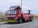RTS012 1983 Ford Cargo 3224 6X2 Recovery Truck