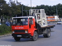 TFA030 1997 Ford-Iveco Cargo Platform Truck