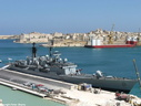 British Destroyer HMS Gloucester D96 in Valletta 2006