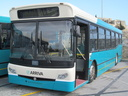 DBW 209 [Arriva livery] ex BUS 503 + FBY 755