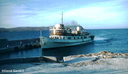 Imperial Eagle as Marfa - Mgarr Ferry c 1960