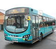 BUS 318 back in UK as MX59 JZF