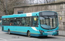 BUS 319 back in UK as MX10 DCU