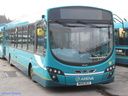 BUS 320 back in UK as MX10 DCZ