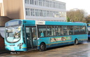 BUS 322 back in UK as MX59 JZH