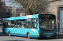 BUS 324 back in UK as MX59 JZJ