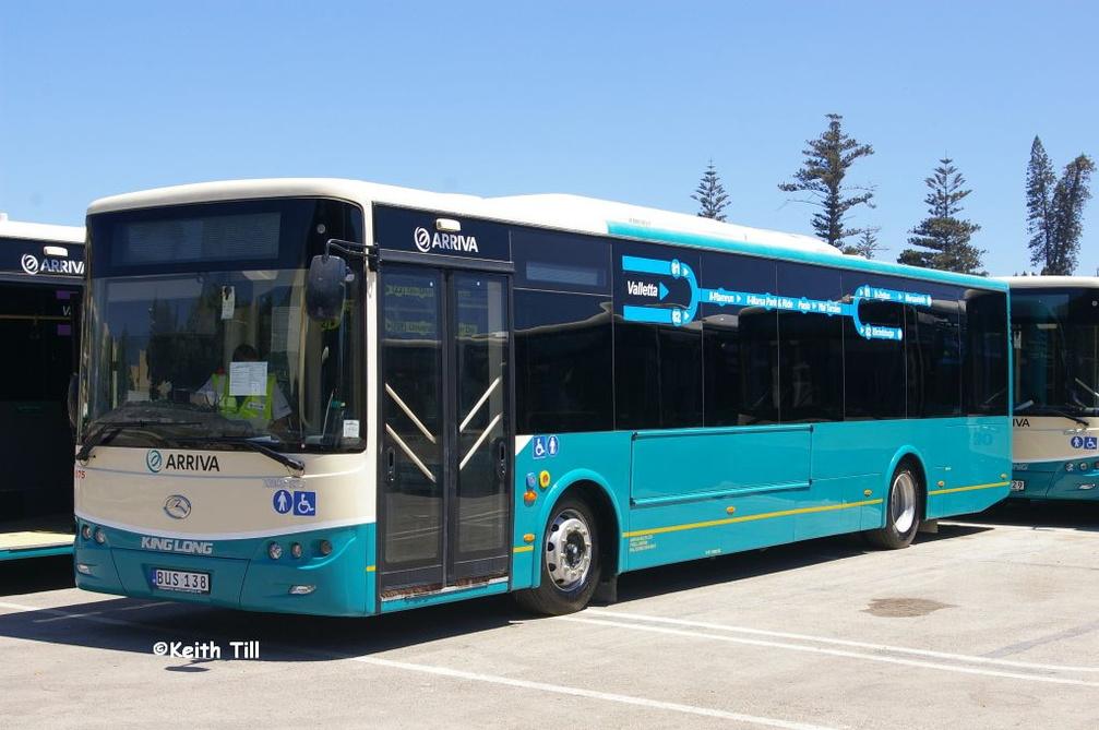 BUS 138 | Images of Maltese Buses and other forms of transport in
