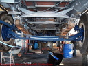 2009   e 913 underside coming together 3rd Dec 09