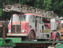 1958  AEC Mercury-Merryweather Turntable Ladder Fire Appliance.
