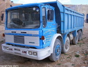 1974 AEC Mammoth Major 8 Tipper 3TG8RT26752