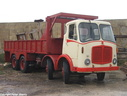 DAJ862 1961 AEC Mammoth Major G8RA MkV Dropside