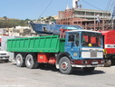 FHQ042  1973 AEC Marshal 3TGM6RT31934 6X4 Dropside Tipper.