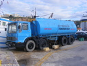 GAJ251 1968 AEC Mammoth Major TG8R Tanker