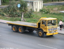JHQ009 1969 AEC Mammoth Major 6 Flatbed