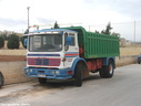 KAF472  1977 AEC Mammoth Major 6  3TG6RT30411 Tipper converted to 4X2.