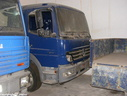 2004 Mercedes Benz 1233 Rigid