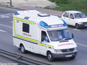 DBP979 2006 Mercedes Sprinter Ambulance