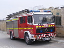 ENE112 1997 Mercedes 1124 Saxon Fire Tender