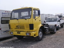LQZ045 1982 Mercedes Benz 1419 Tractor Unit