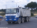 PBL042 1999 Merces Benz 4141 Tipper