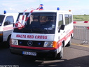 TFJ277 1989 Mercedes Benz MB100D Ambulance