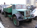1944 Austin K6A Dropside converted to 4X2 with Deutz power