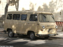 CAA167 1966 Austin J4-M10 Van (with windows)