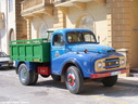 CAE695 1958 Austin WEK100  Dropside replated to 7 tons