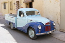 DAR958 1954 Austin A40 10 cwt. Pick Up.