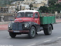 ZVH001  1953 Austin KII Series II Loadstar Tipper Plated to 5 Tons.