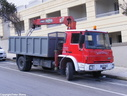 GAE801 1988 AWD TL 8-14 with Hiab.