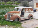 1939 Canadian Chevrolet JC Panel Truck