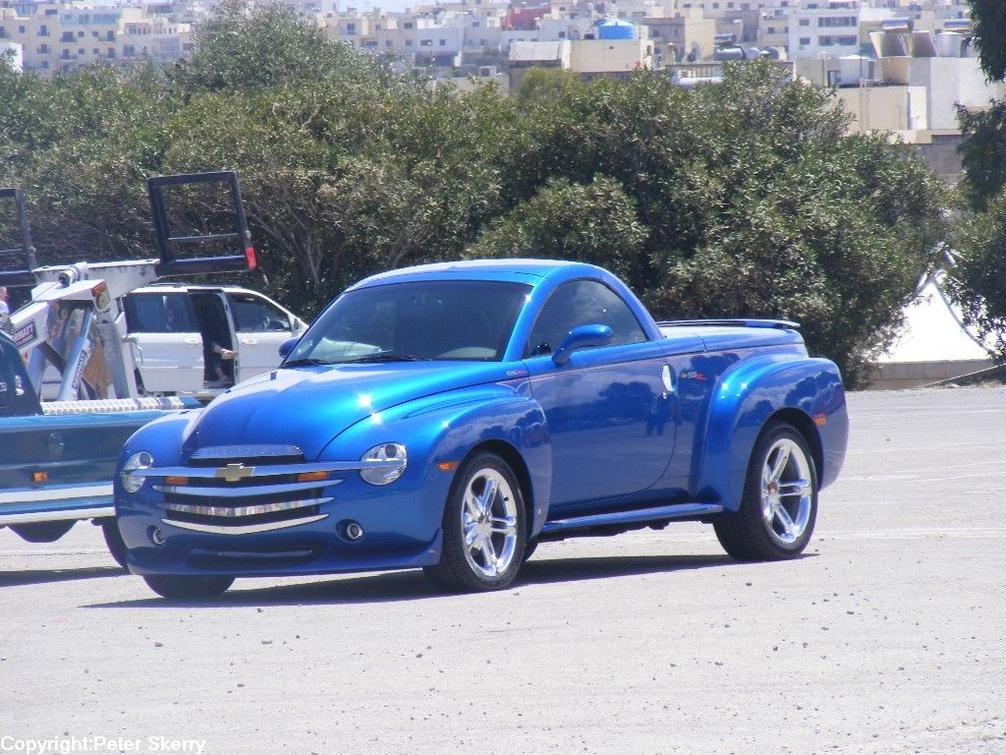 Abt743 2008 Chevrolet Ssr Pick Up Images Of Maltese