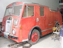 1955 Dennis F8 Fire Engine Ex KSA363