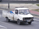 DBE478 1986 Freight Rover K2 Sherpa Pick Up