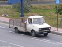 KAA554  1987 Freight Rover K2 Pick Up