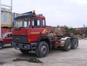 1985 Iveco Turbostar 6X4 Tractor