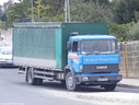 AHQ044 1984 Iveco EuroCargo Curtainsider