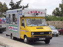 BBB318 Iveco 49-10 Turbo Daily Ice Cream  Van