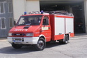 GVH457 1995 Iveco Falcon 59-12  Fire Tender