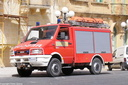 GVH470 1996 Iveco Turbo Daily 40-10  Fire Tender
